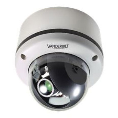 Vanderbilt CFMW2035 2MP high performance IP fixed dome camera with H.264 and MJPEG
