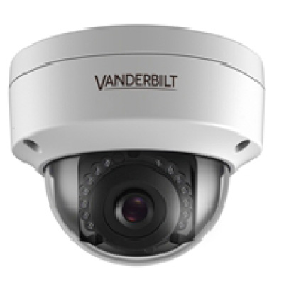 Vanderbilt CVMS2011-IR 2 megapixel IR, fixed lens vandal-proof network dome camera
