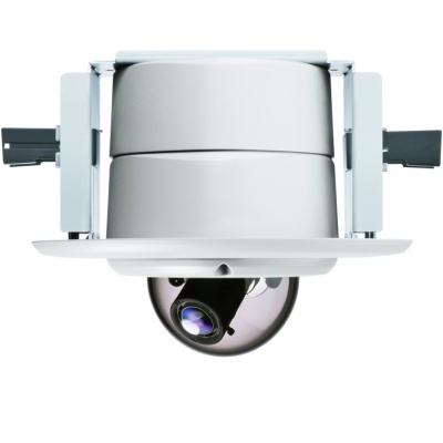 Vanderbilt CVVA-FMIP - flush mount kit for domes with space for IP module