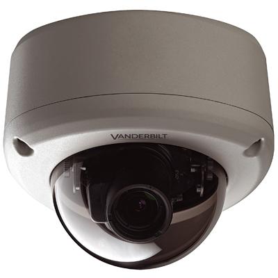 Vanderbilt CVVS1327-LP 700TVL vandal-resistant dome camera