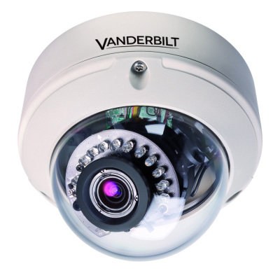 Vanderbilt CVVS1327-LPOIR vandal dome-camera