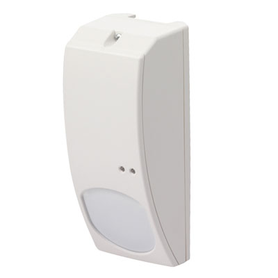 Vanderbilt (formerly known as Siemens Security Products) IRM270C - PIR/MW motion detector, 18 m wide angle