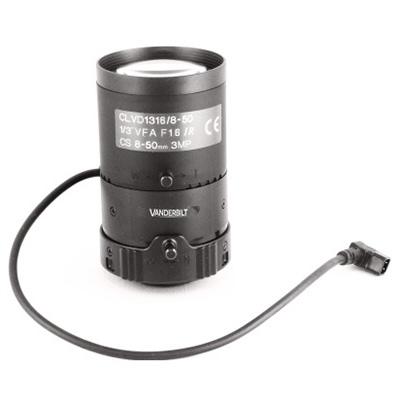 Vanderbilt M13VG850IR 3MP varifocal CS varifocal lens