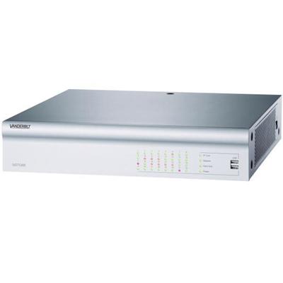 Vanderbilt SISTORE MX1608 3G HVR 2000/520 2TB 520 ips