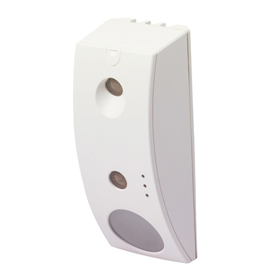 Vanderbilt UP370T - PIR/US detector, 10 m wide angle