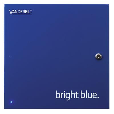 Vanderbilt VBB bright blue 32 door reader controller