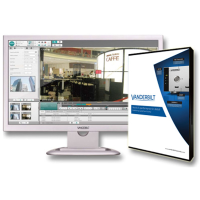 Vanderbilt Vectis iX48 NVS network-based video monitoring and recording
