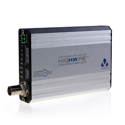 Veracity VHW-HWPS-C2 HIGHWIRE Powerstar Duo