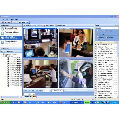 Verint Nextiva Financial Vid-Center CCTV software