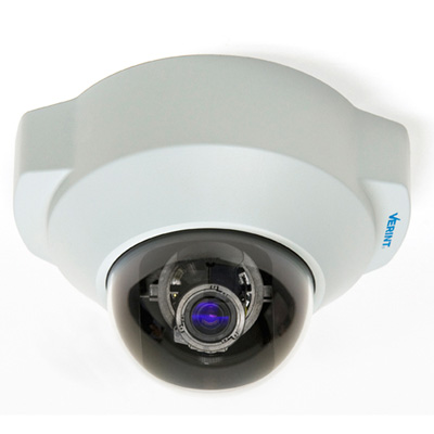 Verint S5020FD-DN indoor IP dome cameras with H.264 & high-definition technology