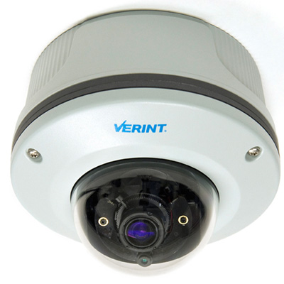 Verint S5020FDW-DN all-weather IP dome cameras with H.264 & high-definition technology