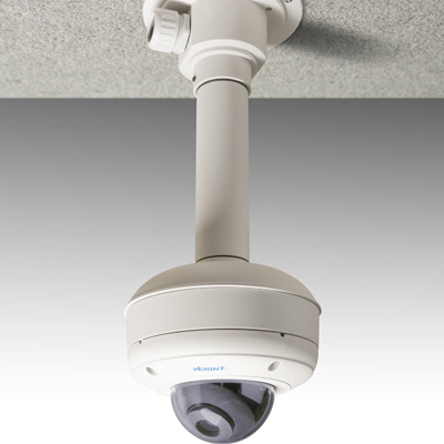 Verint S5120FDW-DN IP dome camera with H.264 and Auto-Focus technology