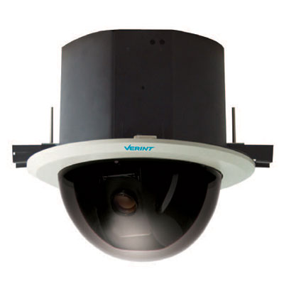 Verint S5503PTZ-18ID-N Nextiva PTZ dome camera with 18x zoom