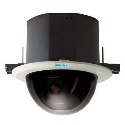 Verint S5503PTZ-18ID-N Nextiva PTZ dome camera with 18x zoom