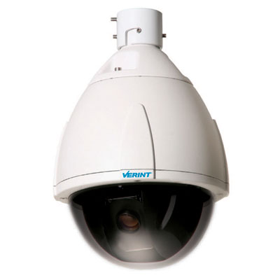 Verint S5503PTZ-28DW-N  Nextiva S5503 IP PTZ dome camera with 28x zoom