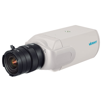 Verint presents Nextiva 1080p surface mount dome and box camera with high definition resolution