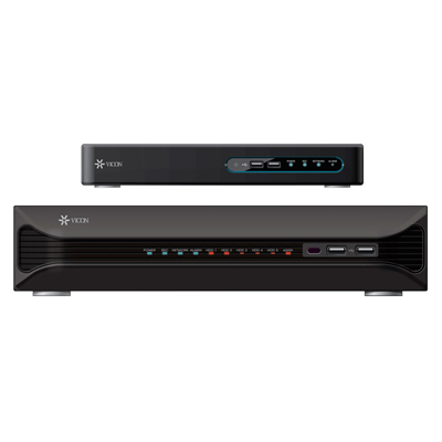 Vicon HDXPRES-4L3-2TB 4-channel 2 TB plug-and-play network video recorder