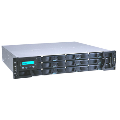 Vicon KOL-iRAID24 storage device with 24 drive bays