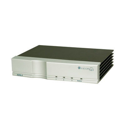 KRX-3 video decoder - bringing flexibility into your IP solutions