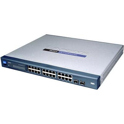 Vicon NETSWITCH-24 24-Port Gigabit Network Switch