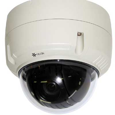 Vicon S660 700 TVL High-resolution Day/night Indoor PTZ Dome Camera