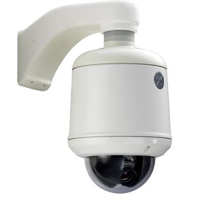 Vicon introduces new H.264 PTZ camera dome