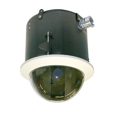 Vicon SVFT-P22CA high performance dome camera
