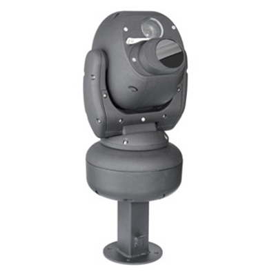 Vicon V-ATDN-36-W Vandal Resistant, High Speed Continuous Rotation PTZ Dual Head Thermal Camera