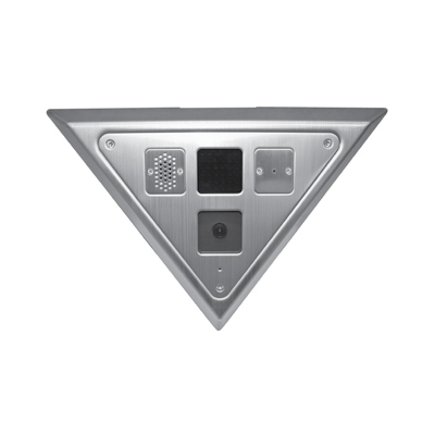 Vicon V-CELL high-security corner-mount camera