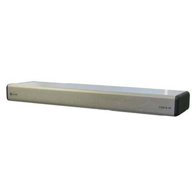 Vicon V-DA-8-16 16-channel video distribution amplifier