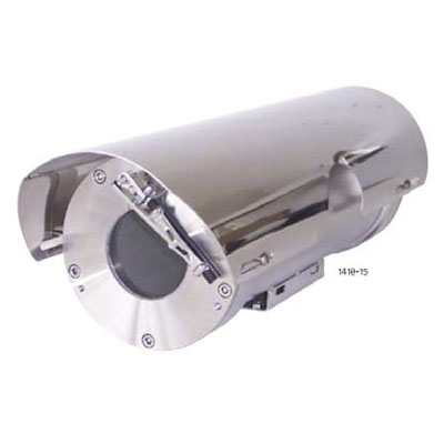 Vicon V1410H-S 316L stainless steel camera housing