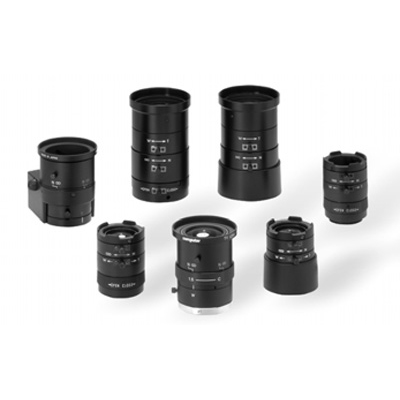 Vicon V2.8-12VF-MP variable-focal-length lense designed for use on 1/3-inch format CCTV cameras