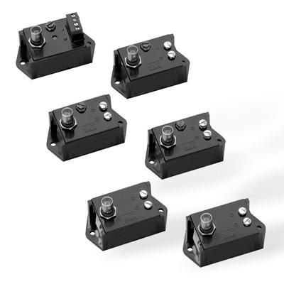 Vicon V212-NVT twisted-pair video transmission system