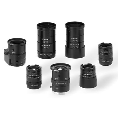 Vicon V3.1-8VF-MP-IR-CS-G variable-focal-length lens for 1/3-inch format CCTV camera