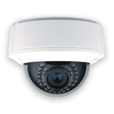 Vicon V400-D2812-IR 1/3 colour monochrome outdoor analogue dome camera