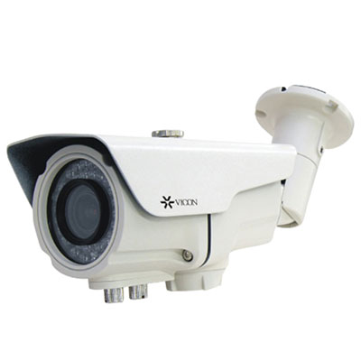 Vicon V660B-312IR-1P weatherproof analogue bullet camera