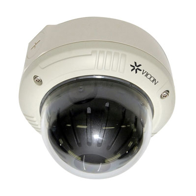 Vicon V661D-312IR-1 1/3-inch IR indoor/outdoor dome camera with 750 TVL resolution