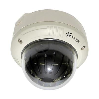 Vicon V661D indoor/outdoor analogue dome camera