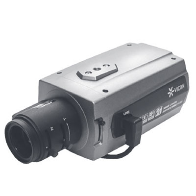 Vicon V662-D-2P high-resolution analogue WDR camera