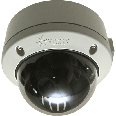 Vicon introduces ONVIF-compliant Roughneck IP domes