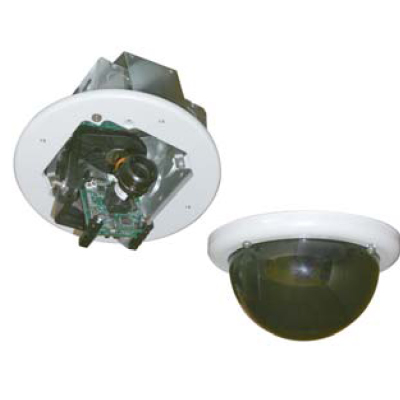 Vicon V926A-CA-C fixed dome camera with 550 TVL