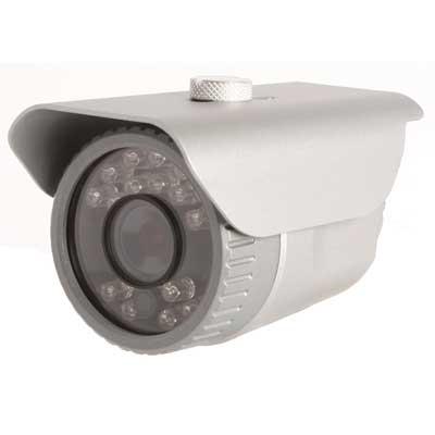 Vicon V992B-IR4 H.264 Mini-bullet IR Network Camera