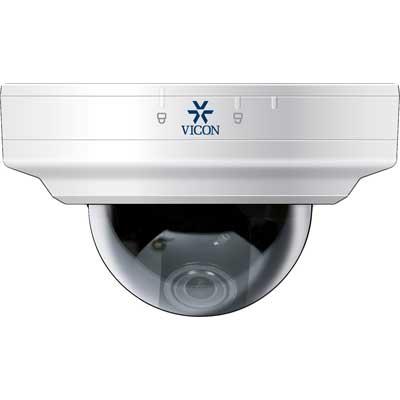 Vicon V992D-IR4 HD indoor mini-dome IR network camera