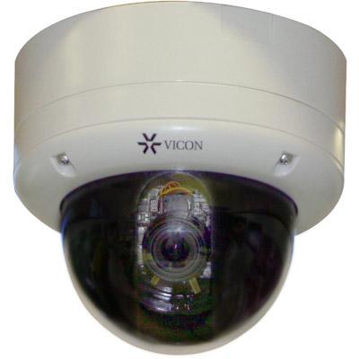 Vicon VC-700DW-DN-C outdoor fixed dome camera with 550 TVL