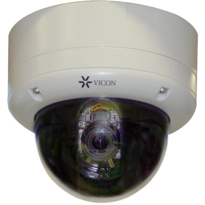 Vicon VC-710S includes a super-high-resolution color camera with an isolated power input and a varifocal autoiris lens.