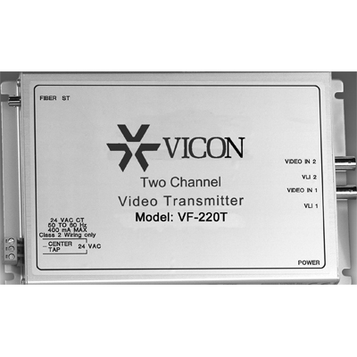 Vicon VF-220TR Video Transmitter