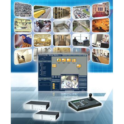 Virtual Matrix Controller from Vicon