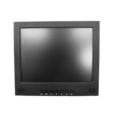 Vicon VM608LCD rack-mountable, durable, all-metal enclosure LCD monitor
