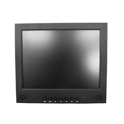 Vicon VM610LCD rack-mountable, durable, all-metal enclosure LCD monitor