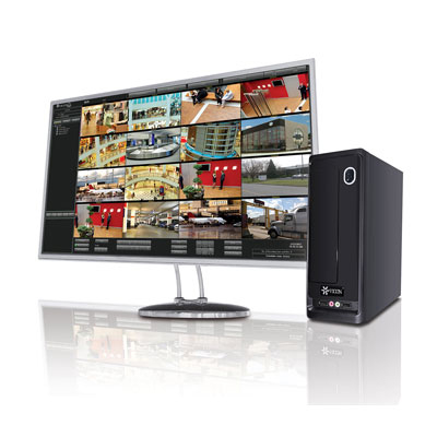 Vicon VN-NVR-ZONE-16-1TB Network Video Recorder